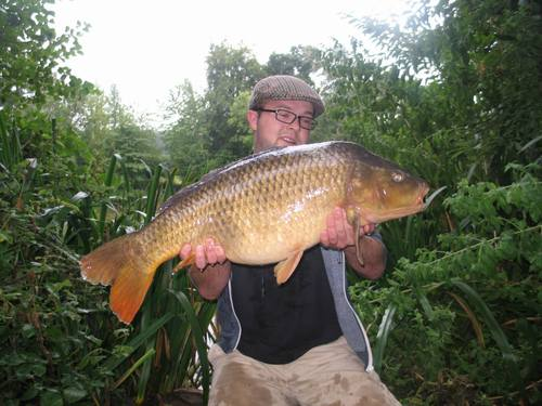 22lb 2oz and a new PB carp!
