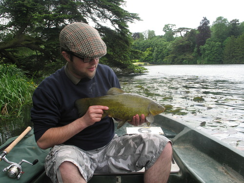Blenheim Palace Tench